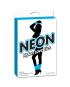 Neon Nylon Love Ties